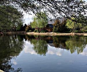 grand, green, and lake image