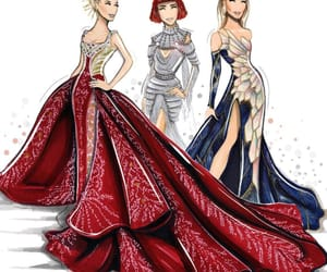 blake, chic, and dresses image
