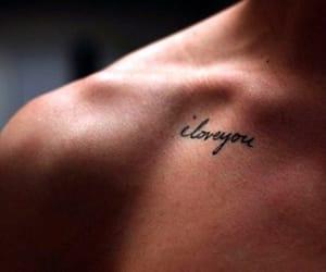 tattoo and I Love You image