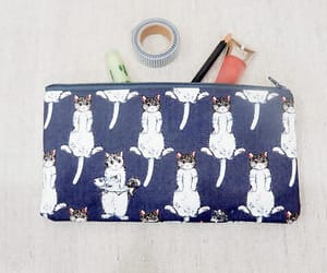 etsy, make up bag, and graduation gift image