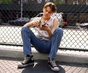 leonardo dicaprio, boy, and grunge image