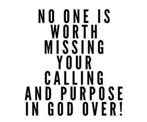 god, motivation, and purpose image