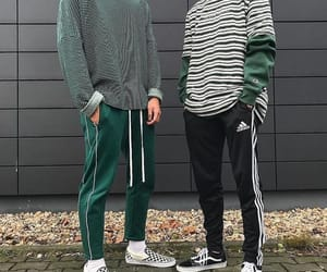 boy, adidas, and fashion image