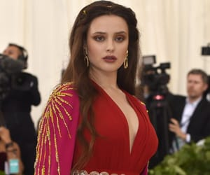 met gala and katherine langford image