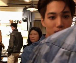 gif, kai, and exo image