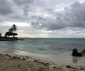ciel, paysage, and seychelles image