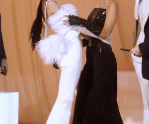 kendall jenner, bella hadid, and model image