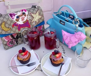 brand, girly, and cake image