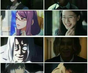 live action and tokyo ghoul image