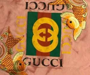 aesthetic, gucci, and yellow image