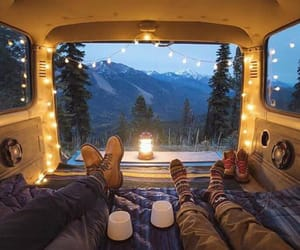 beautiful, trip, and camping image