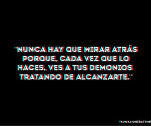 dark, frases, and nunca image