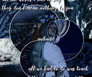 jin, blue theme, and hoseok image