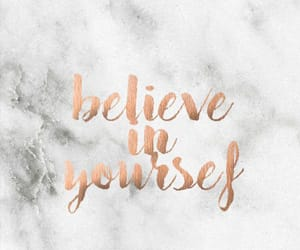 wallpaper, believe, and quotes image