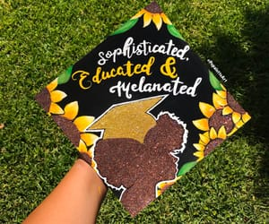 paint and grad cap image