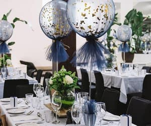 decoration and blue image