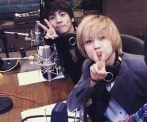 Jonghyun, jongtae, and 5hinee image