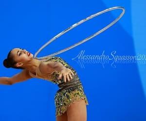 hoop, rhytmic gymnastic, and mamun image