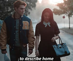 amor, riverdale, and veronica lodge image