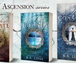 eBook, romance, and the ascension image