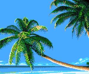 pixel and Island image