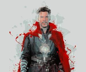 doctor strange, art, and Avengers image
