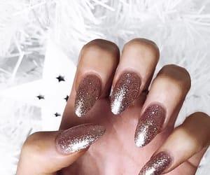 beauty, glam, and nail polish image