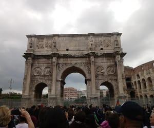 art, roman, and rome image