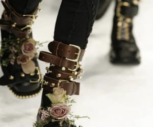 boots, punk, and steam punk image
