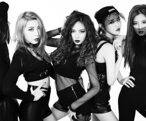 article and 4minute; 4nia; image