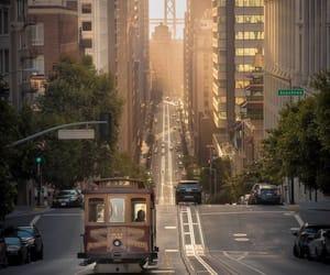 travel, usa, and city image