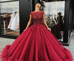 dress, girl, and inspiration image