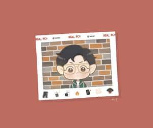 exo, fanart, and chanyeol image