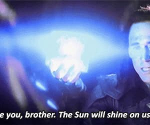 Avengers, god of mischief, and brothers image