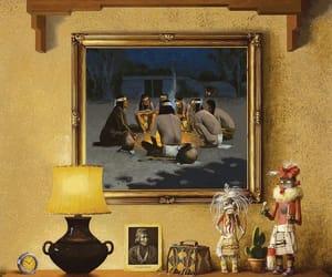 art, luxury, and cuadro image