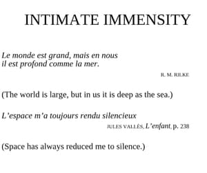 literature, Rilke, and quote image