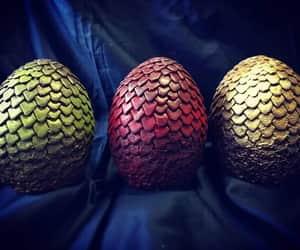 dragons, dragon eggs, and rhaegal image