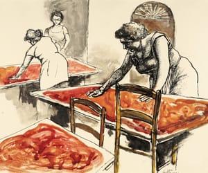 tomatoes, renato guttuso, and la passata di pomodori image