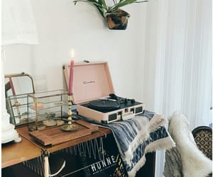 aesthetic, record player, and tumblr image