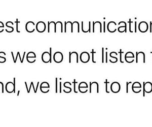communication, deep, and listen image