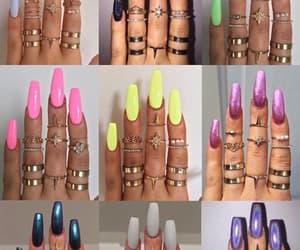 makeup+beauty+beautiful, style+stil+estilo, and nail polish+parlatıcl image