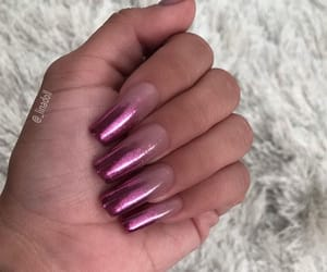 acrylics, beauty, and want image