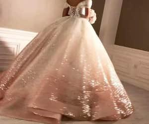 beauty, dress, and glitter image
