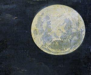 18th century, italian, and moon image
