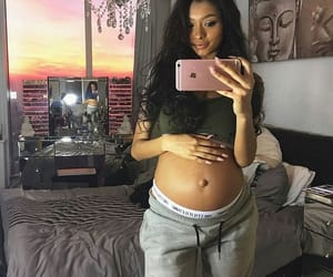 baby and pregnant image