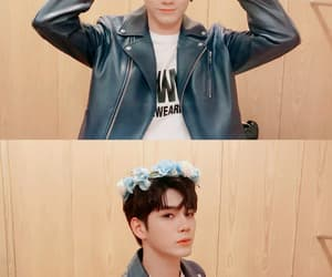w1, wanna one, and ong seongwoo image