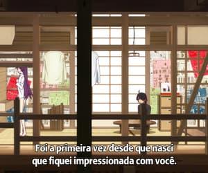 anime, senjougahara, and hitagi image