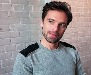 sebastian stan, gif, and Marvel image