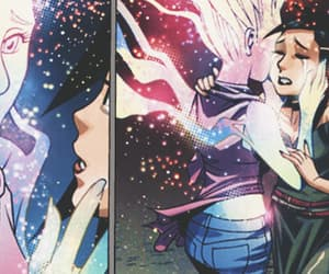 lucy in the sky, runaways, and karolina dean image