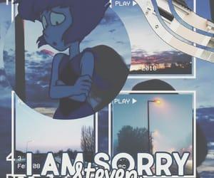aesthetic, edits, and azul image